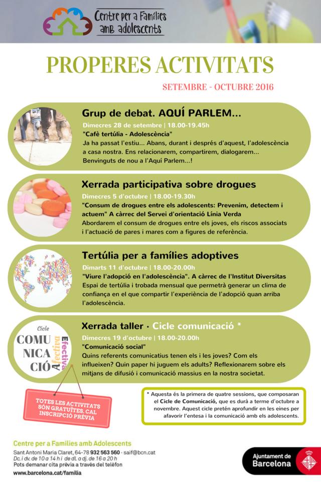 activitats-setembre-octubre-2016