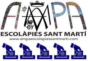 12/11/2019 a les 18.00h Assemblea  AMPA Escolàpies Sant Martí